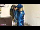 How To Wear South Indian Saree/2 States South Sari Wearing Tutorial