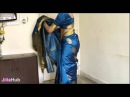 How To Wear South Indian Saree 2 States South Sari Wearing Tutorial
