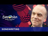 Songwriting for the Eurovision Song Contest Interview with Thomas GSon