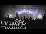 After The Burial - Full Set - Carry The Flame Tour - 031717 - NJ