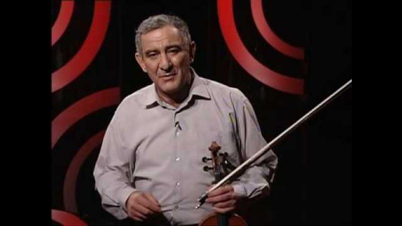 Maxim Berezovski Adagio from Sonat F-dur