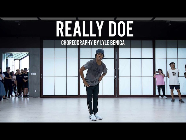 Danny Brown Really Doe Choreography by Lyle Beniga
