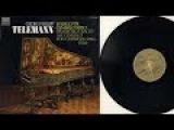 Bradford Tracey (harpsichord) Georg Philipp Telemann, Werke f