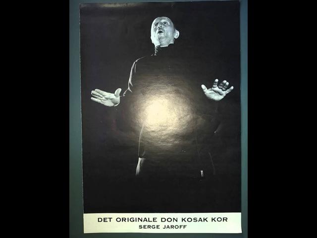 1961-ii-5 Don Cossack Choir (Don Kosak kor) of Serge Jaroff reel 1.2 (AUDIO ONLY)