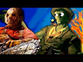 ДЕРЕВЕНЩИНА ПРОТИВ ЗОМБИ!   Stubbs The Zombie 6