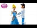 Видео обзоры игрушек - Набор с мини-куклой Танец Золушки и принца . Cinderella Dancing Duet
