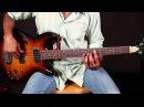 Bass Lessons Basic 12 Bar Blues For Bass Guitar Easy Basslines