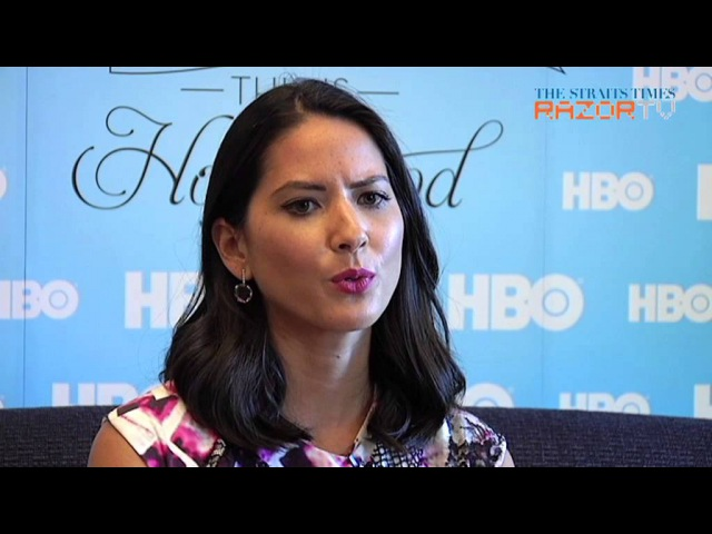 Don't mess with her (Olivia Munn for The Newsroom Pt 3)