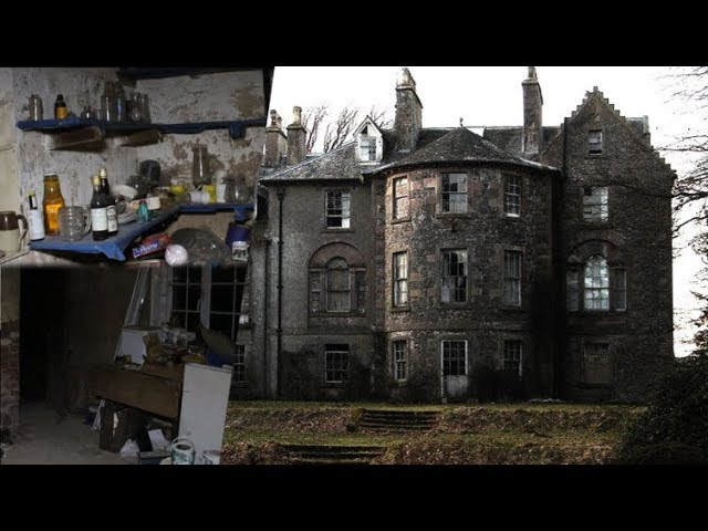 Abandoned Millionaires Mansion with Everything Left Behind!