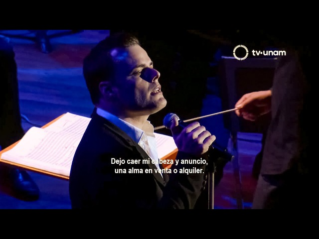 Marc Martel Symphonic Queen - Live in Mexico (HD)