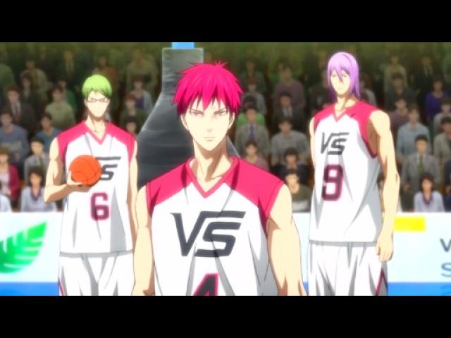 Kuroko no Basket: Last Game фильм русская озвучка OVERLORDS / Баскетбол Куроко: Последняя игра 2 ч.