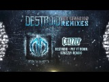 Destroid Excision, Bassnectar - Put It Down (Crizzly Remix) Official