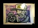 Old school german Rap IS BACK mixtape nr 5 Azudemsk Retrogott Shacke One
