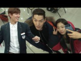 How Lee min ho, Park shin hye and Kim woo bin funny are