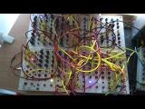 COACGSSerge EdelweissVintage Voltron Analog Modular Synthesizer