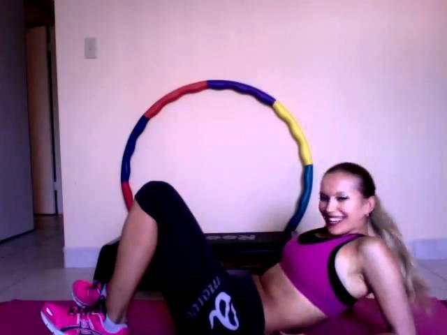 Упражнения для внутренней поверхности бедра 2