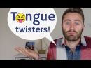 English Pronunciation Training   Tongue Twisters