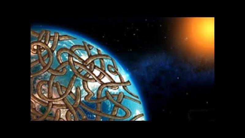 ¡Unerklärlich - Rätselhafte Tunnelnetze Durchqueren Unseren Ganzen Planeten!