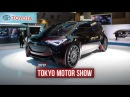 Toyota's Fine-Comfort Ride debuts in Tokyo - The silent, spacious and smart concept