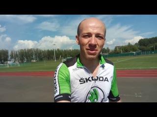 19 Сергей Плужник ALTAI TRI RACE Интервальная беговая тренировка