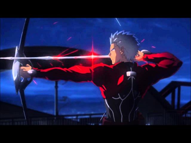 【2014】Fatestay night unlimited blade works Archers Caladborg II