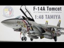 1:48 F-14A Tomcat Build Log Part 10 - Finally Completed :)