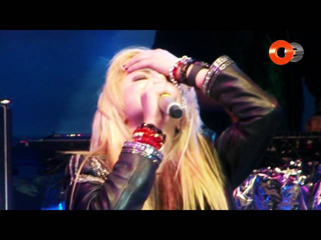 Pandora feat Stacy Why Magistral LIVE OE VIDEO MUSIC AWARDS 2011