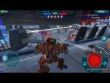 War robots test server 2.9.2