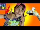 Супер гаджет для детей Smart Baby Watch Q100 детские GPS часы Лиза и Червяк ШОУ 🌸 LizaTube