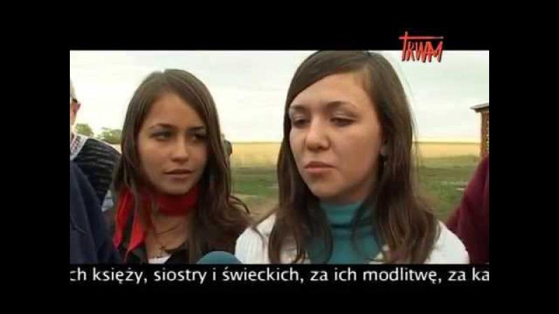 Spotkanie młodzieży w Oziornoje cz I