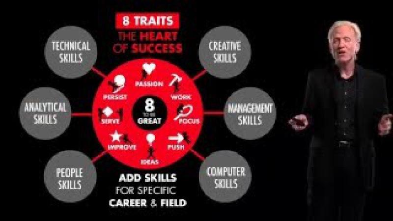 8 особенностей успешных людей Ричард Сент Джон