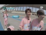 2017 WoollimPICK Golden Child's crazy mission race, Team.2 (Jangjoon, Tag, Seungmin)