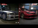 Comparison Need for Speed 2015 vs Payback 2017 PC Ultra