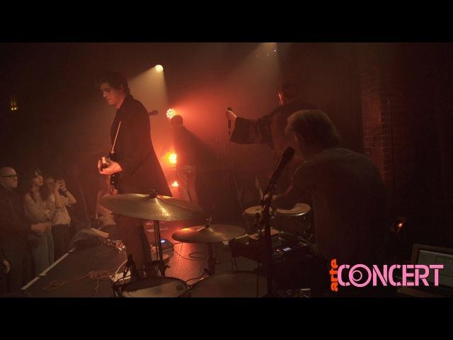 Warhaus - Love's A Stranger, I'm Not Him, live @ La Maroquinerie | Snasphots – ARTE Concert