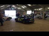 Stunning sound WRC Subaru Impreza WRX STI