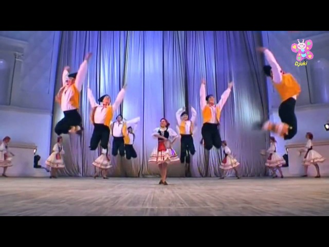 Sicilian Tarantella Igor Moiseyev Ballet Тарантелла Ансамбль Игоря Моисеева