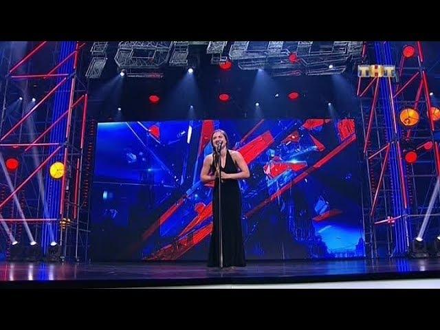 Танцы на ТНТ 4 Сезон 10 выпуск (21.10.2017) Зоя Золотарева - Танец спиной