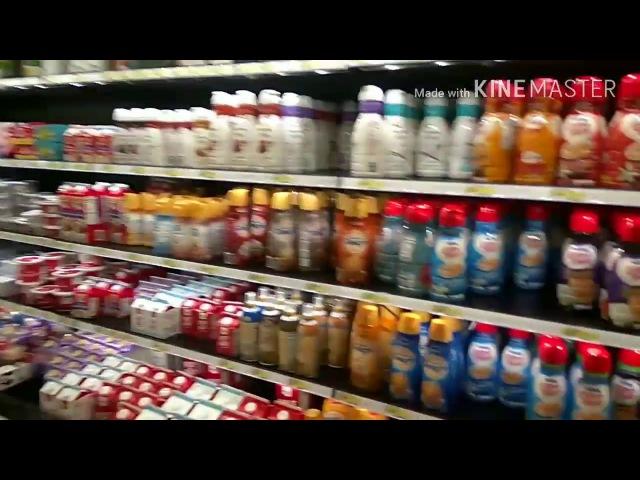 ПОЧЕМУ АМЕРИКАНЦЫ БОЛЬШИЕ ЗАСРАНЦЫ? Прогулка по супермаркетам США