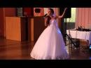 невеста поёт жениху - волшебный голос