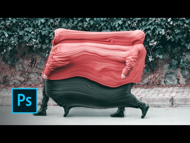 Art Makers: Sakir Yildirim Creates Liquified Movement in Photoshop | Adobe Creative Cloud