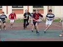 Президентских соревнования по тэг регби среди школьников