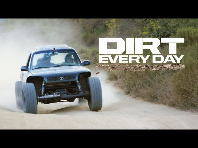 Converting a Two-Wheel-Drive RAV4 to a Four-Wheel-Drive RAD4! - Dirt Every Day Ep. 69