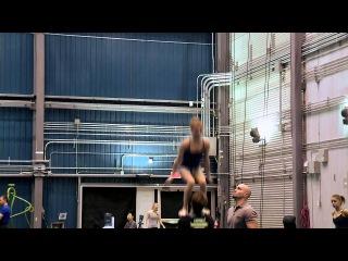 Interview with Acrobatic Gymnastics Duos | Casting | Cirque du Soleil