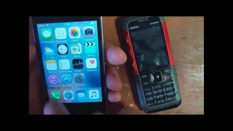 Удаление айклауд на Iphone 4 s
