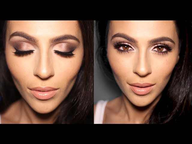Neutral Smoky Eye Makeup Tutorial | Eye Makeup Tutorial | Teni Panosian