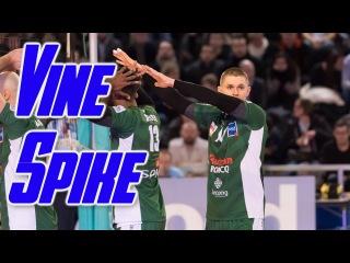 Volleyball Vine Spike (warm-up)