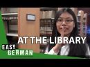At the Library   Super Easy German (24)