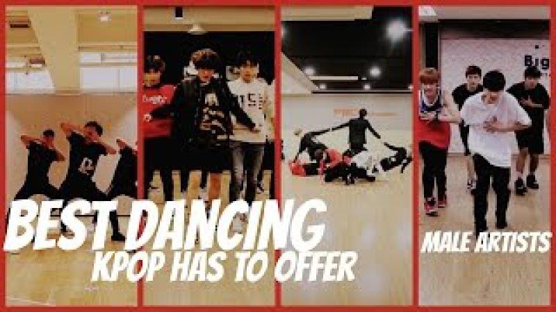 Best Dancing KPop Has To Offer | Boy Groups