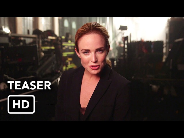 DCTV Crisis on Earth X Crossover Cast Tease 3 The Flash Arrow Supergirl DC's Legends HD