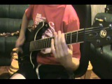 Counter Attack Guitar Cover - Sonic Mayhem (Quake II Soundtrack)